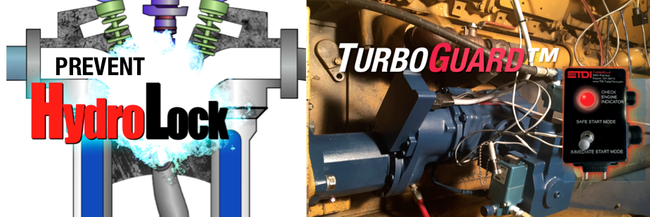 TurboGuard Prevents Hydrolock